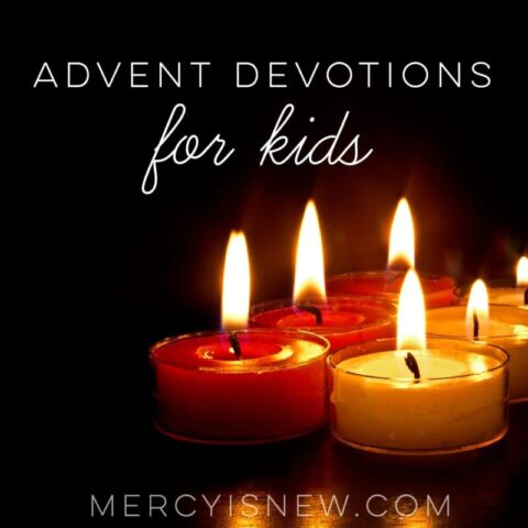 Advent Devotions for Kids