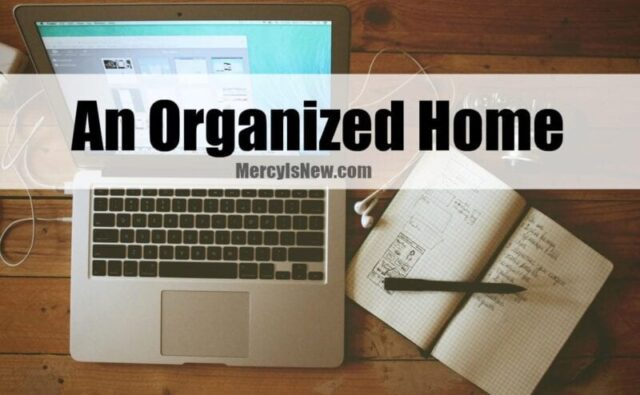 An Organized Home 2