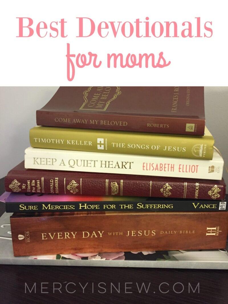 Best Devotionals for Moms