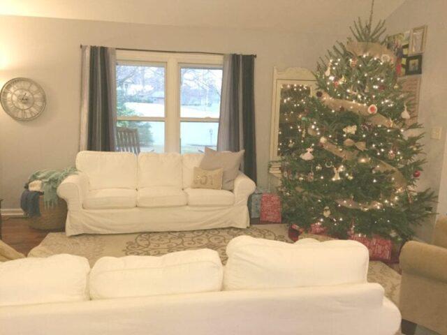 Christmas Home Tour LR