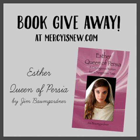 Esther Book Give Away