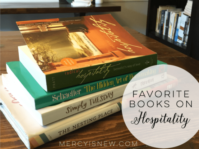 Favorite Books on Hospitality