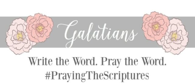 Galatians SLIDER