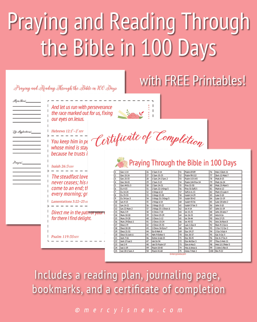 It is a picture of Accomplished Printable Bible Study
