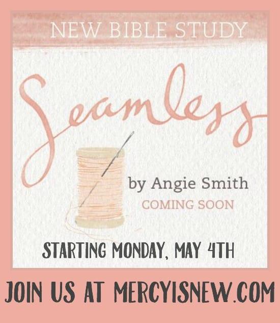 Online Bible Study with MercyIsNew.com