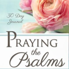 Praying the Psalms cover