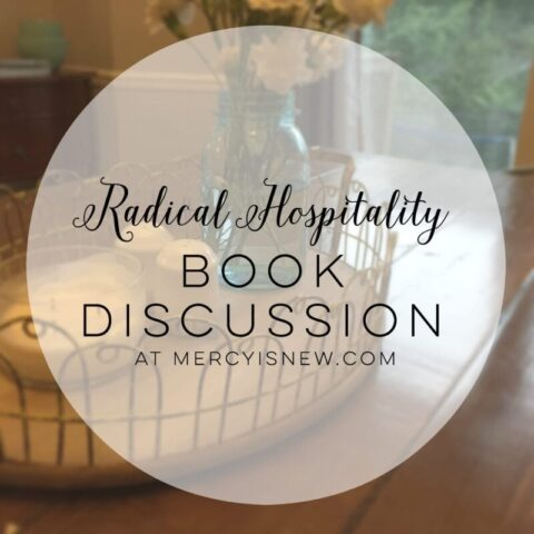 Radical Hospitality Book Discussion