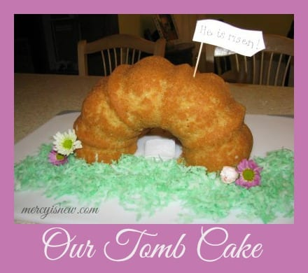 Tomb Cake @Mercyisnew.com