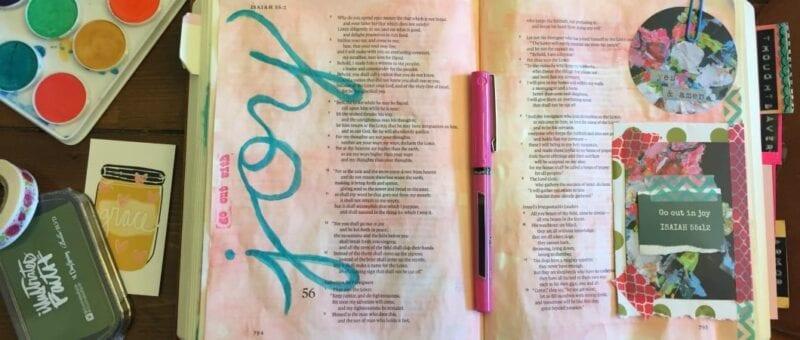 Confessions on Joy