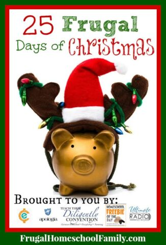 25 Frugal Days of Christmas