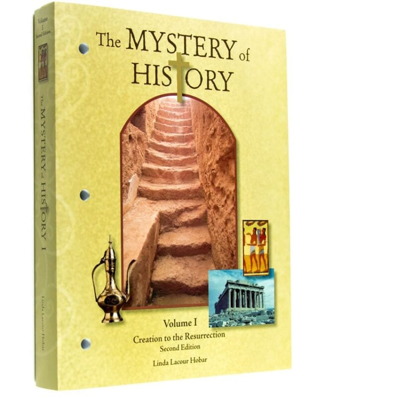 Mystery of History on Kindle!