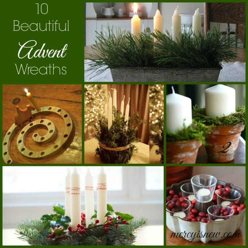 Advent Wreaths: A Tradition of Light