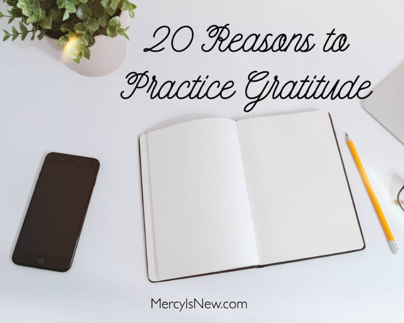 20 Reasons to Keep Practicing Gratitude Even After Thanksgiving