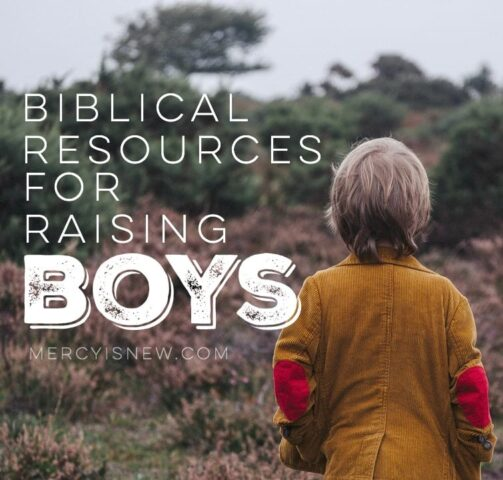 Biblical Resources for Raising Boys