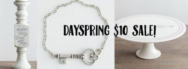 Dayspring $10 sale