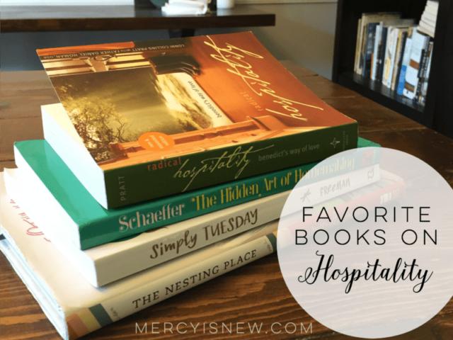 Favorite Books on Hospitality