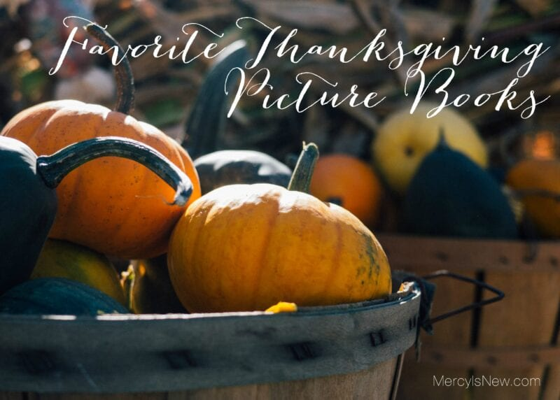 Favorite Thanksgiving Picture Books