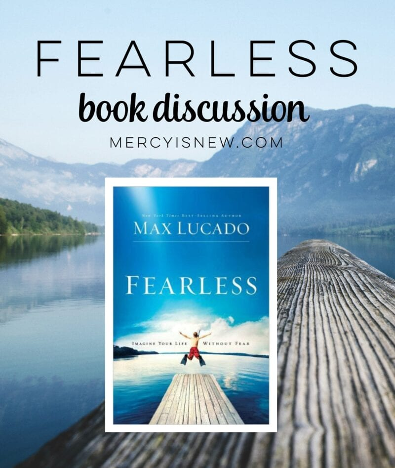 Fearless Book Discussion 2