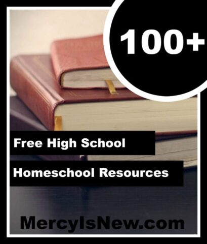 Free High School Homeschool Resources