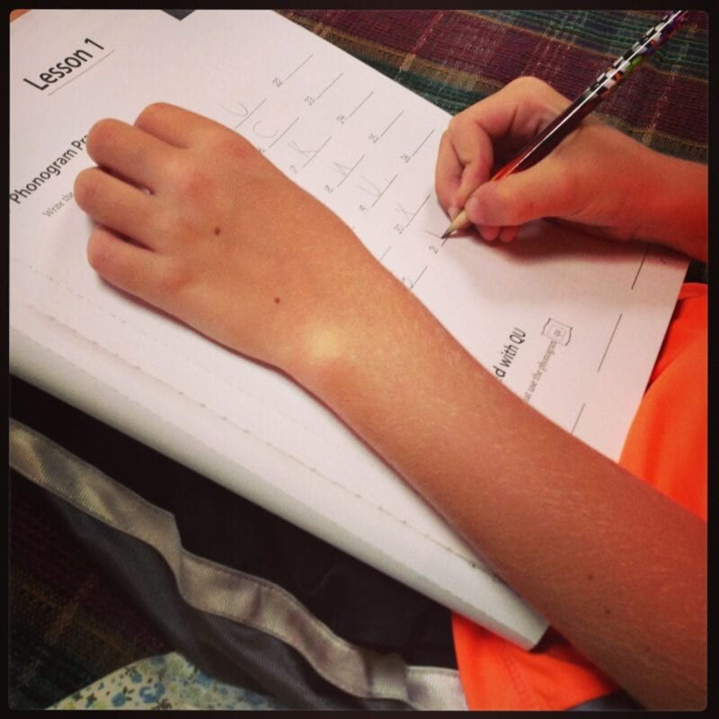 Logic of English Essentials {review}