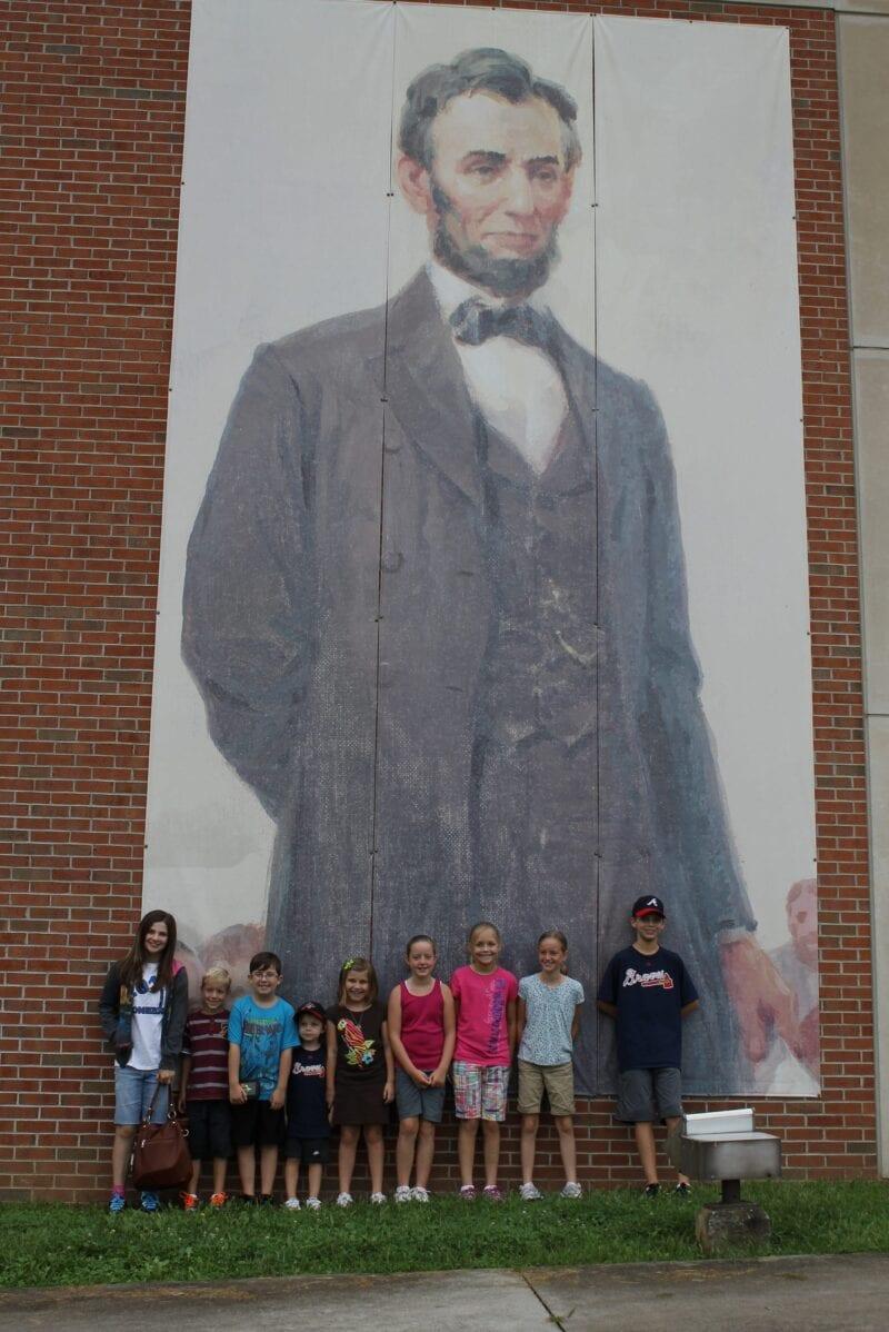 Huge Civil War Post