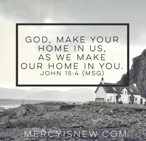 Make Your Home in Us