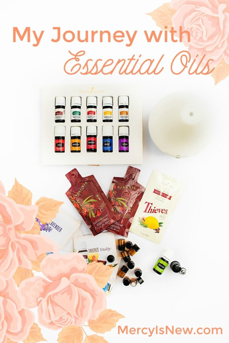 Sign up for 5-Day Essential Oils Email Series