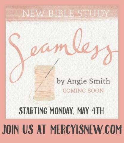 Online Bible Study with MercyIsNew.com