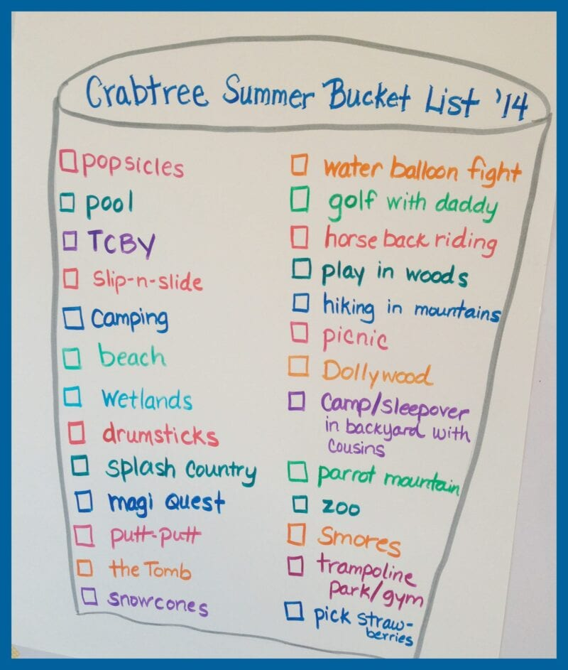 Our Unschooling Summer of Fun!