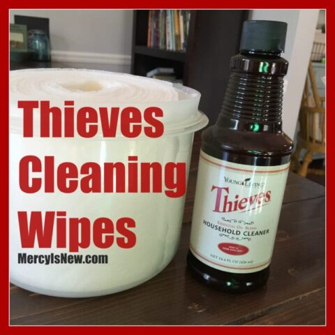 Thieves Cleaning Wipes