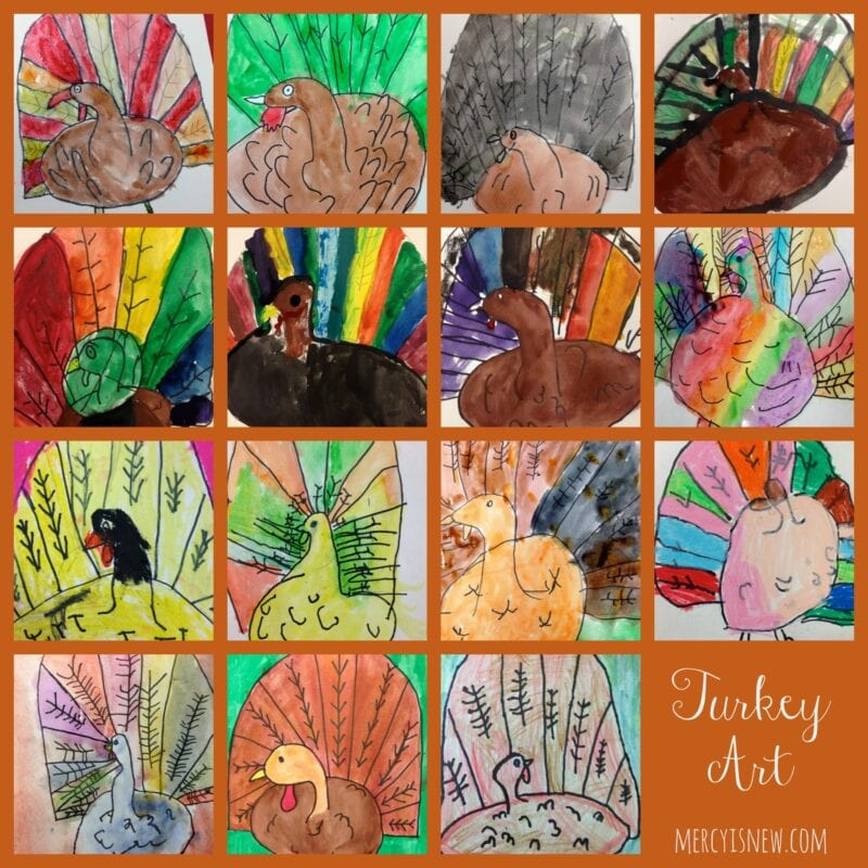 Turkey Art!