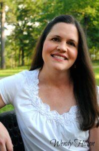 Wendy Profile Pic White Shirt