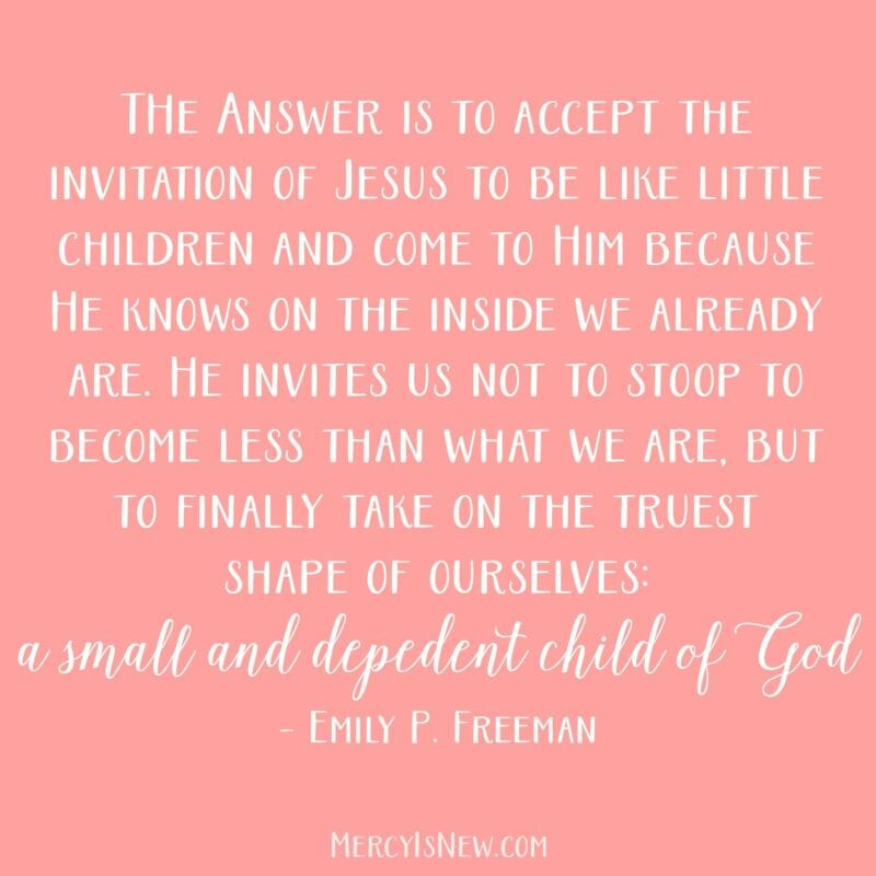 child of God quote