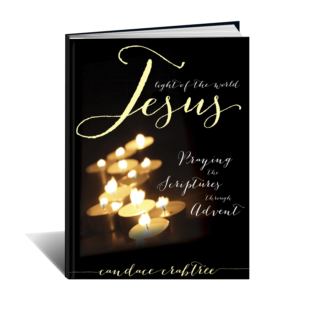 Jesus: Light of the World, Praying the Scriptures through Advent