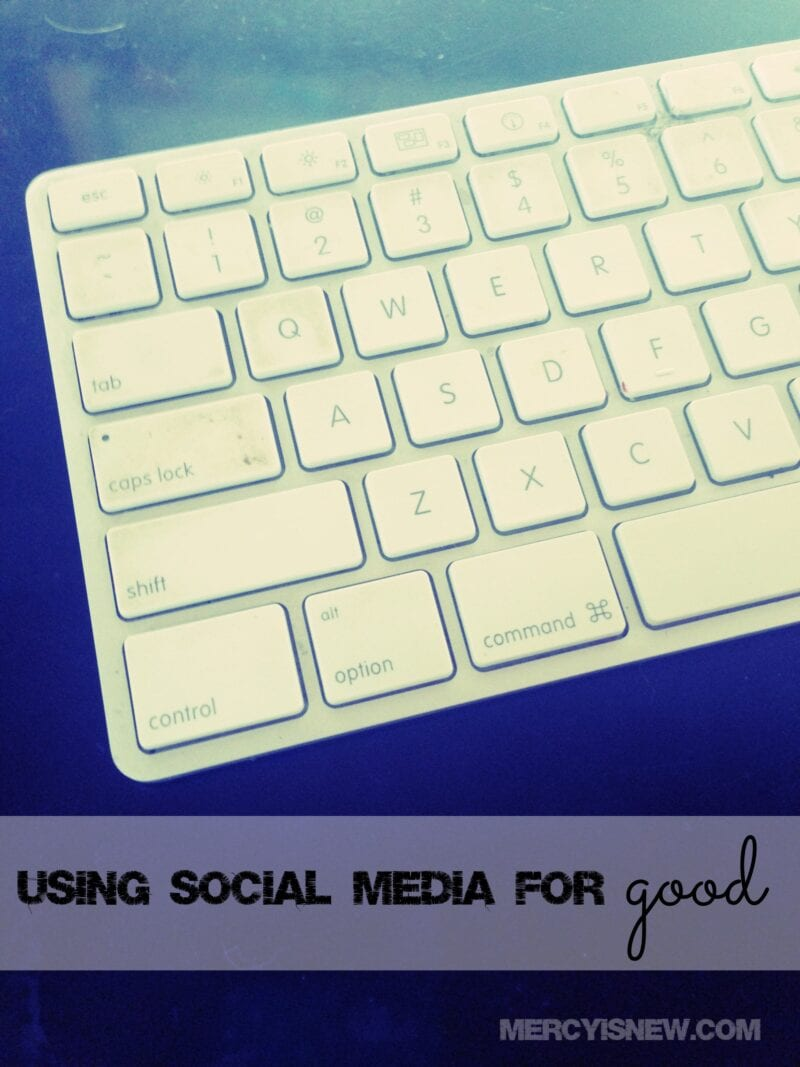 10 ways to use social media for good